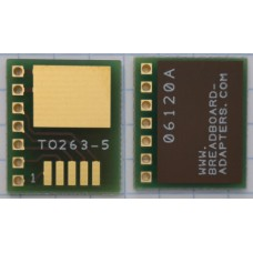 TO263-5 adapter